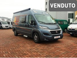 "WEINSBERG CARABUS 601 K ""Edition Fire"" - ANNO 2018"